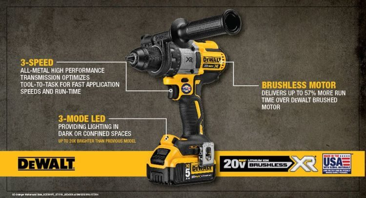 Best 20V Cordless drills features